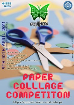 Paper Collage Competition by akatsuki-blast