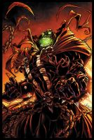 Spawn! by RossHughes