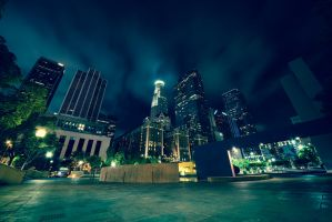 A night in the park by ErickLopezFoto
