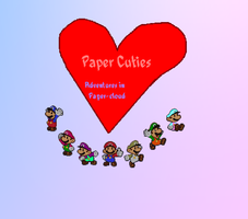 Paper Cuties cover by Aso-Designer
