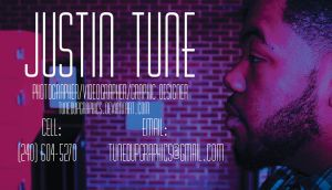 Business Card Front RGB by TunedUpGraphics