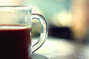 a cup of coffea by gilang2007
