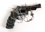 Gun and Wire by AnarchyItsHere