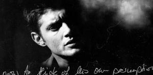 Dean Winchester Header by iconmaker91