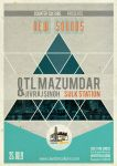 TL Mazumdar gig poster by replicant