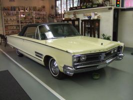 1966 Chrysler 300 Convertible by Aya-Wavedancer