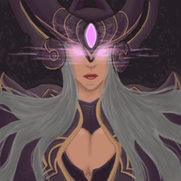 Syndra by Aaerowyn