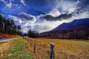 Barbed Wire by TadLittle