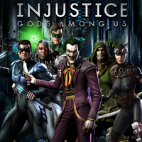 Injustice Characters 7-12 by BatNight768