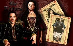 The Tudors by AshSky