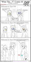 'What The' Comic 64 by TomBoy-Comics