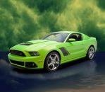 2013 Ford Roush Mustang Stage 3 by RHuggs