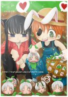 Harvest The Moyacchis X3 by punyaaan