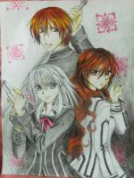 Vampire Knight: Gender bend by 28maeko