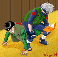 Gai lost the challenge by Anatra