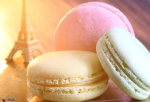 Macarons by leviathan218