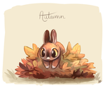 baby leaf pile by geckoZen