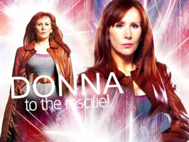 Donna Noble Wallpaper by Donna-Noble-Club