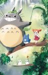 [F] Totoro by Lavender-Iced