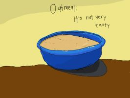Oatmeal by hayes372