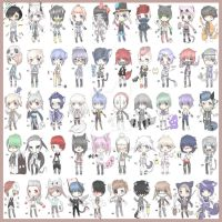 Bigbatch : 50 themes (CLOSED) by TCS-Adoptables