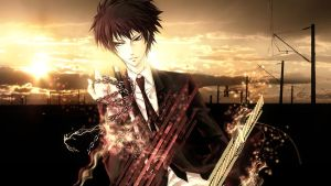 Wallpaper Hibari FULL HD by Sl4ifer