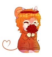 I love roses! by Nariette