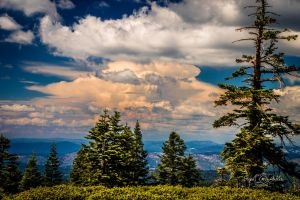 Sierra Storms by StephGabler