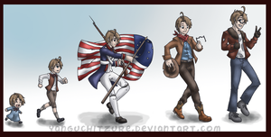 Growing Patriot by Yanguchitzure