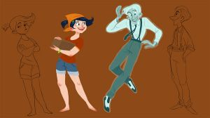 You Can Dance if You Want To by HarpyMarx