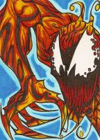 Maximum Carnage by FlyingSpiderGirl