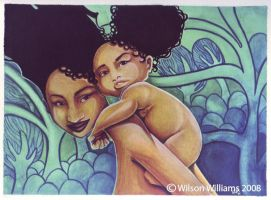 Blessed Bond by WilsonWJr