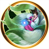 Dynasty Ahri [Chinese] Icon by ElementaryStorm