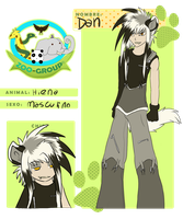 ZG: Dan by Reckless-Raven