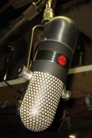 CLASSIC MICROPHONE 1O1 by uncledave