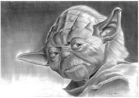 Yoda by donchild