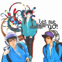 Let me go by BieberPop