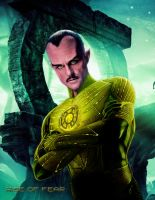 sinestro corps by thedemonknight