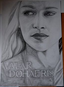 Valar Dohaeris by Inlacrimas