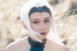 Dragon Age Origins: Blood Mage by beethy