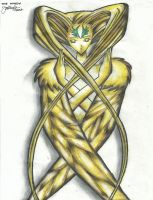 CLOW CARD - THE WINDY by edrenetempla
