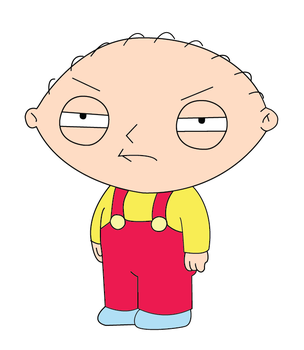 Vectorized Stewie from Family Guy by sum-blink