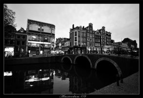 Amsterdam 09 by Artwork-Production