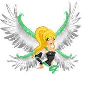 Angel Dimentix by Animagfia