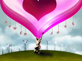 The Power of Love by belez