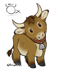 [Practice] Mini Ox by Arceus55
