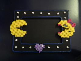 Pacman Picture Frame by blargofdoom