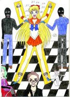 Sailor Venus where are you ? Colored by epluribusunumdeusex