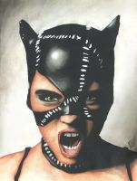 Cat Woman by Filsd