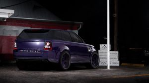 Range Rover Sport by DzDesign